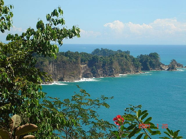 Fascinating Microclimates From Around The World: Costa Rica (Manuel Antonio national park)