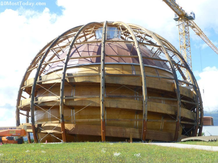Best Attractions In Geneva: CERN