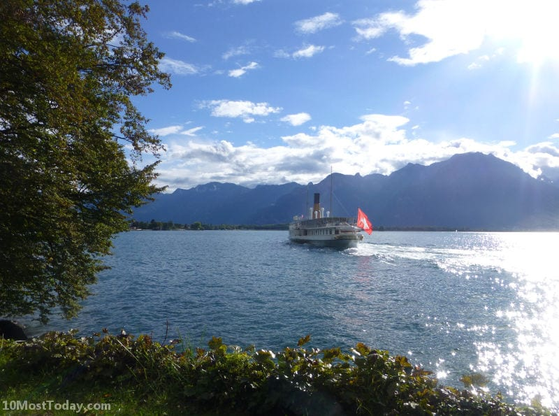 Attractions Around Lake Geneva