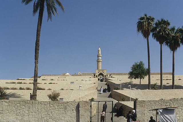 10 Monuments Destroyed By War: Jonah's Tomb