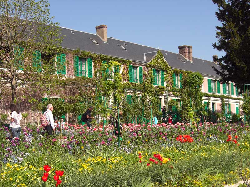 Best Attractions In Normandy: Claude Monet's House and Garden, Giverny