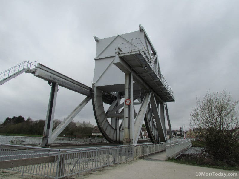 Recommended Landmarks in Normandy: The Pegasus Bridge