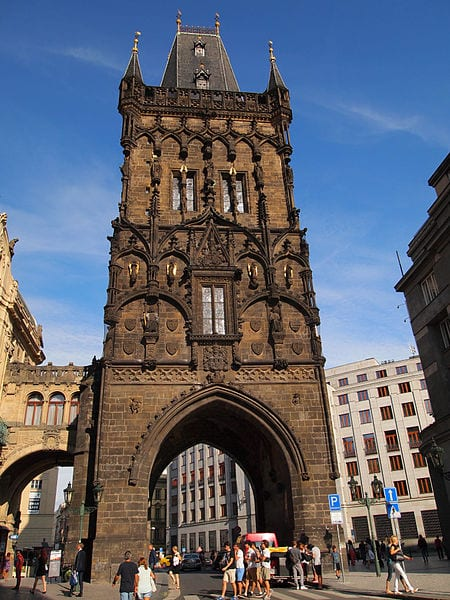 Best Attractions In Prague: Powder Tower