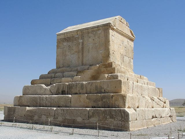 Most Famous Tombs In The World: Tomb of Cyrus