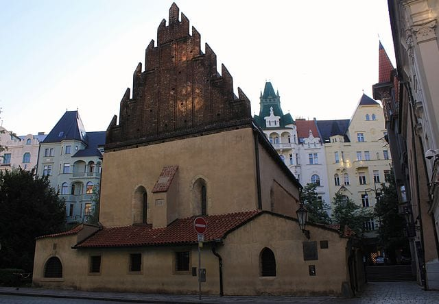 Best Attractions In Prague: Old New Synagogue
