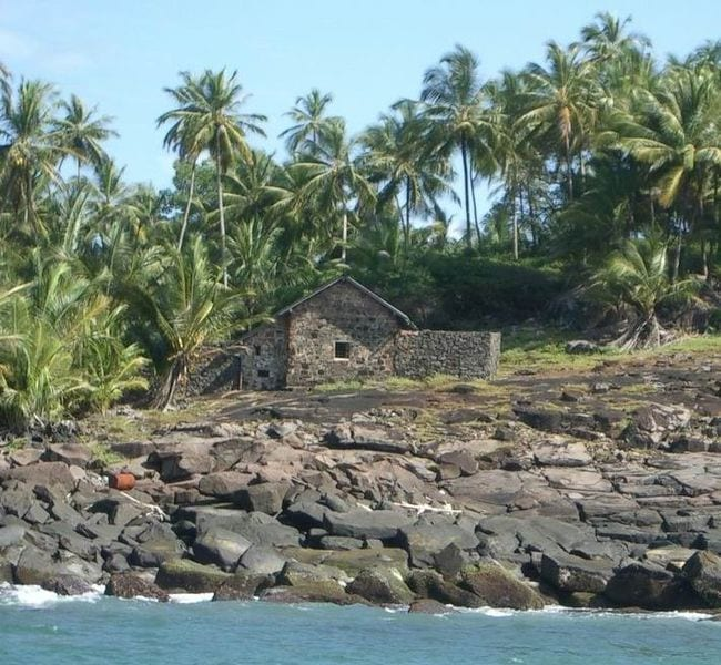 Historic Prisons From Around The World: Devil's Island, French Guiana