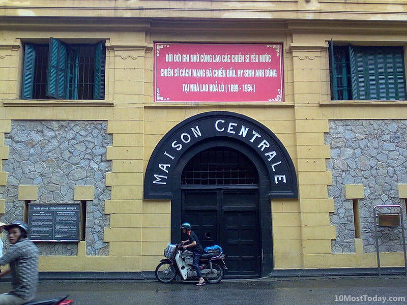 Historic Prisons From Around The World: Hanoi Hilton, Vietnam