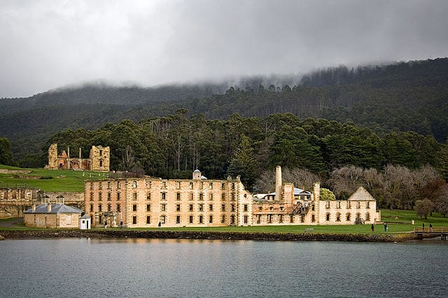 Historic Prisons From Around The World: Port Arthur Penitentiary, Australia