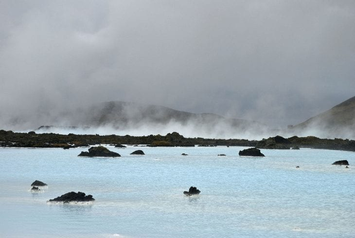 Water Attractions to See in Iceland