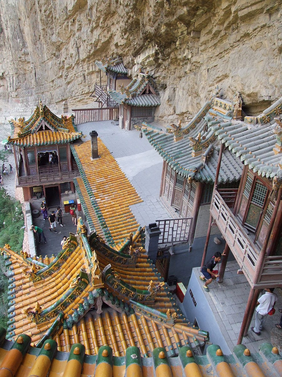 Monasteries in the World