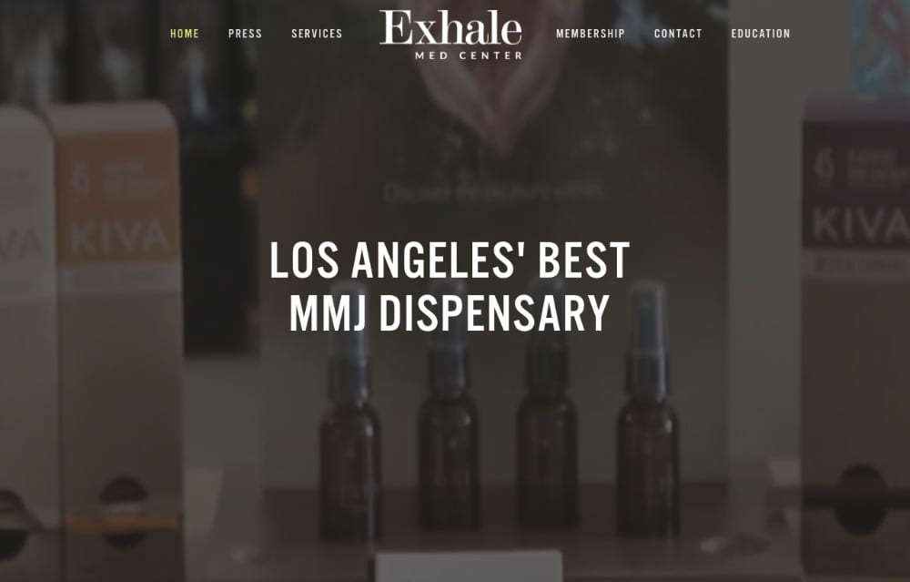 Weed Dispensaries in California
