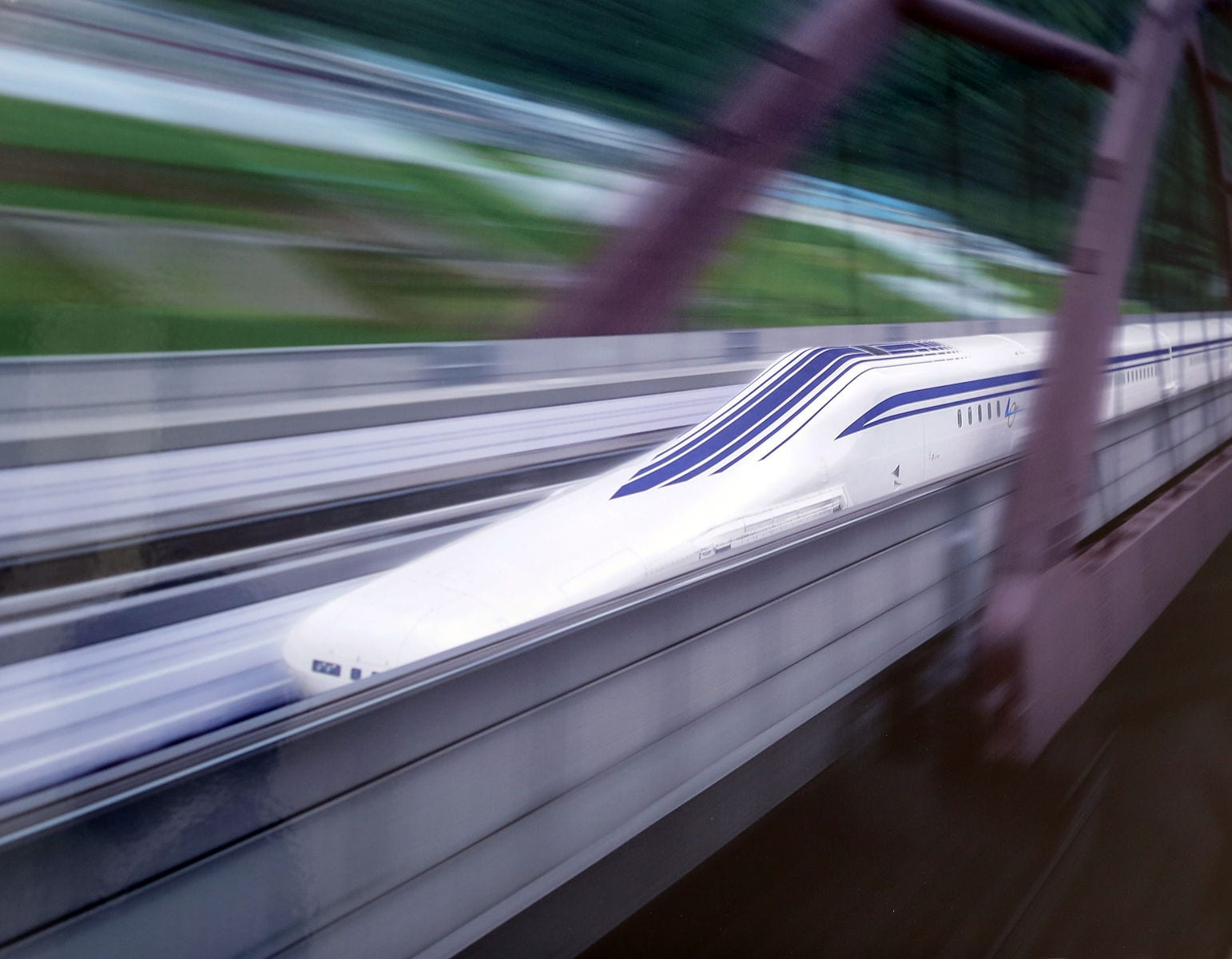fastest trains