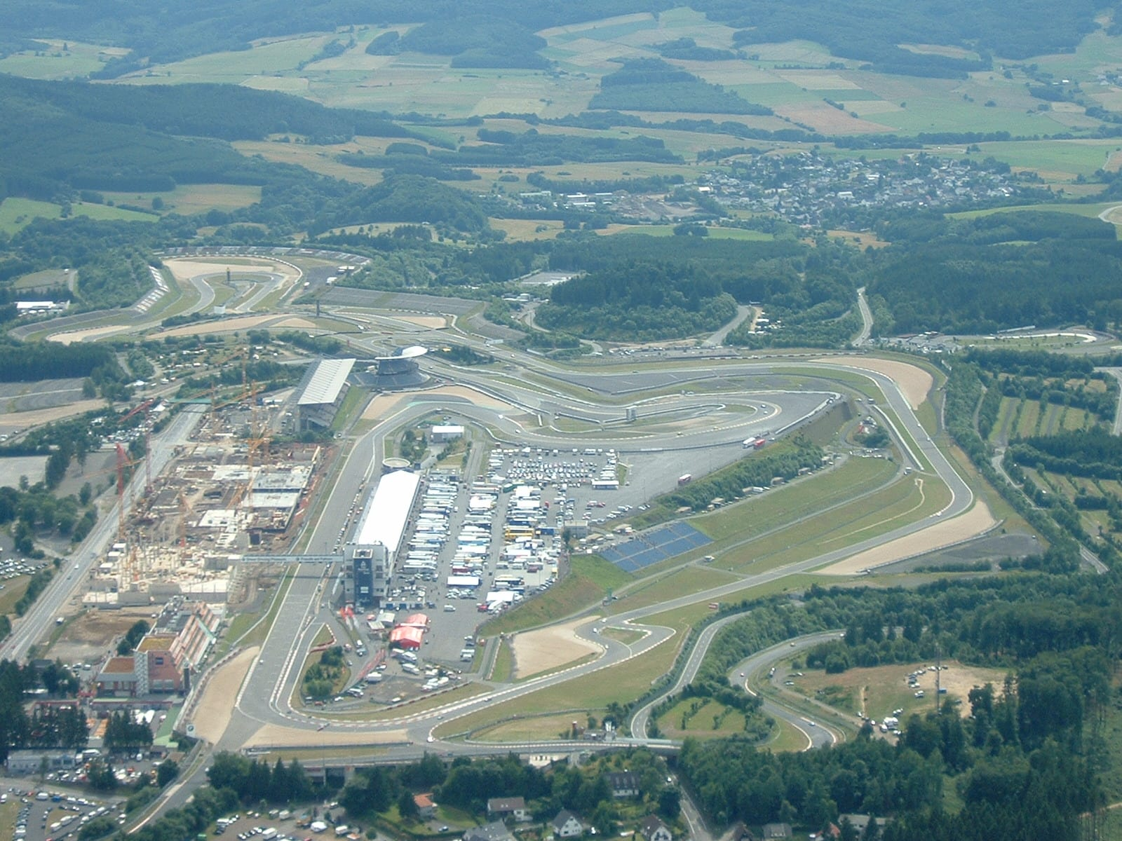 Race Tracks in Europe