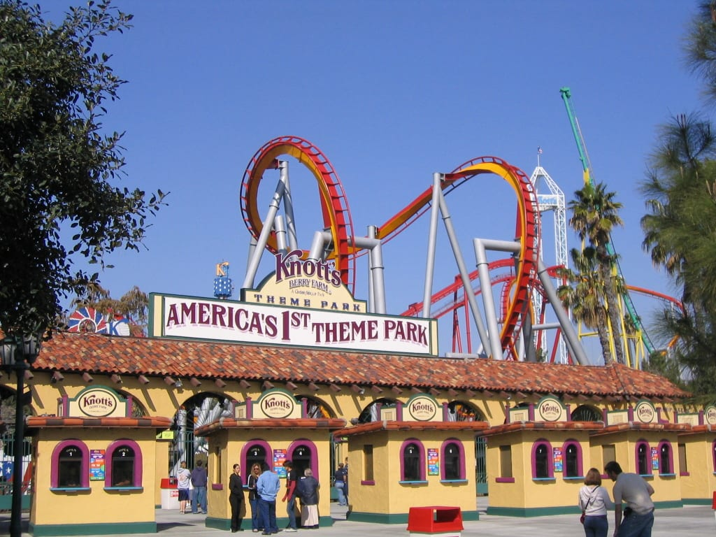 Theme Parks In the U.S.