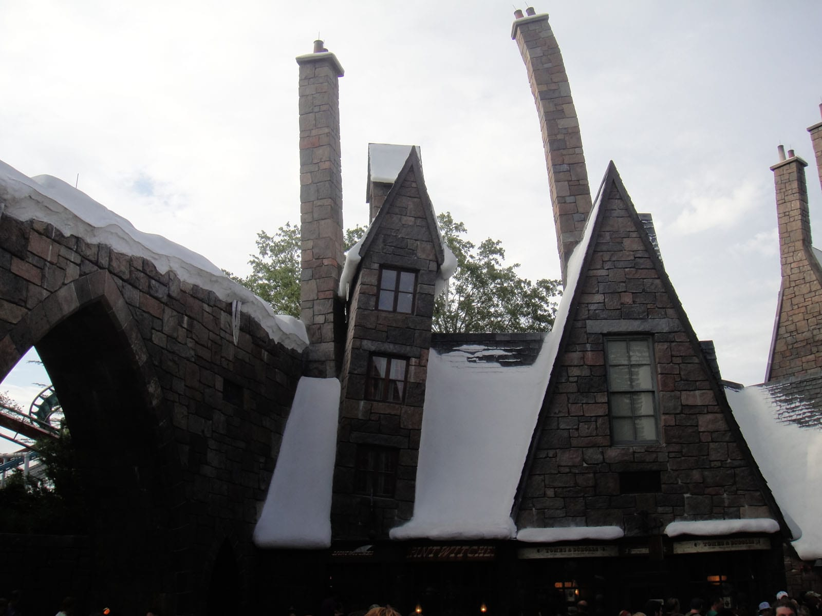 Harry Potter Attractions