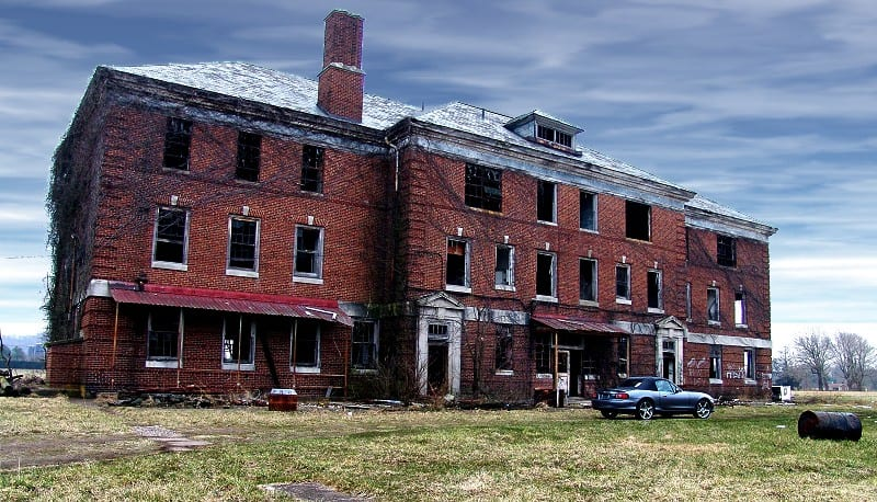 Scariest Places In West Virginia