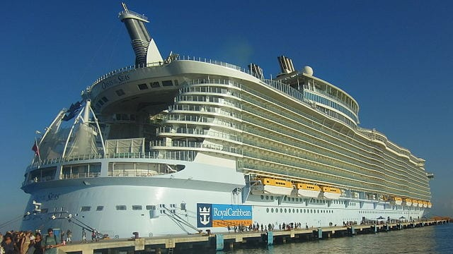 Most Largest Cruise Ships Ever Built Most Today - Cruise ship tonnage list