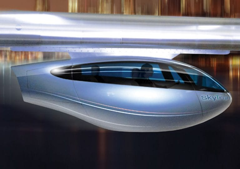 most futuristic transportation