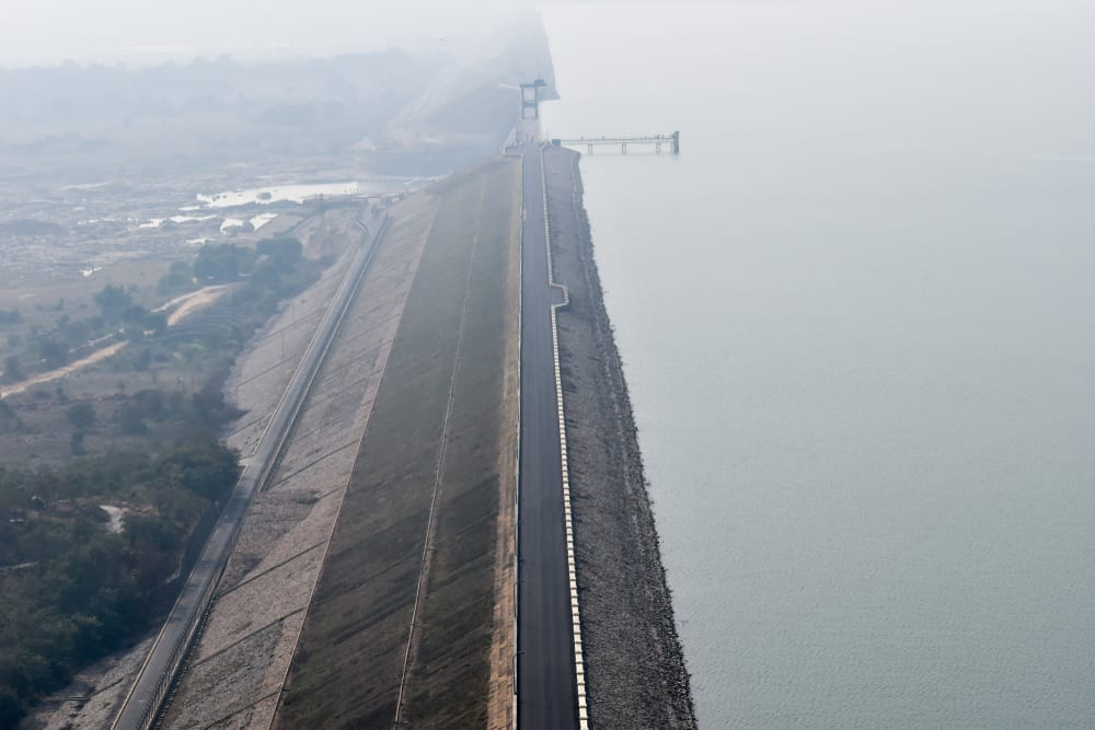 Largest Dams
