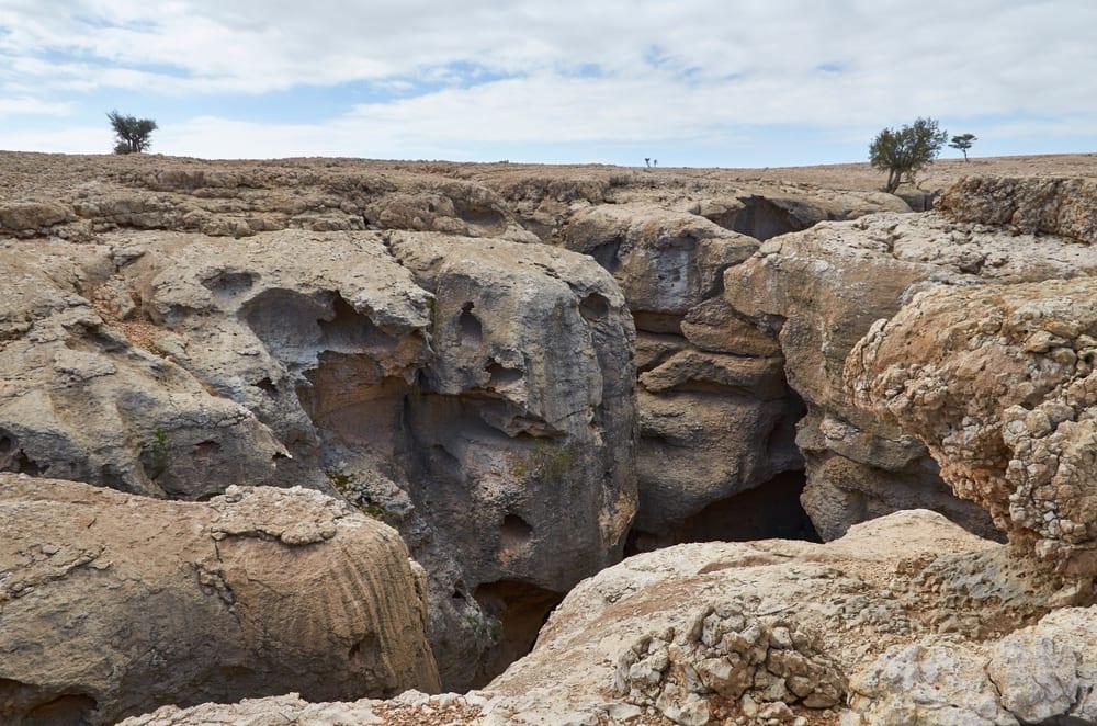 Majlis Al Jinn Mağarası: En Popüler Yeraltı Mağaraları