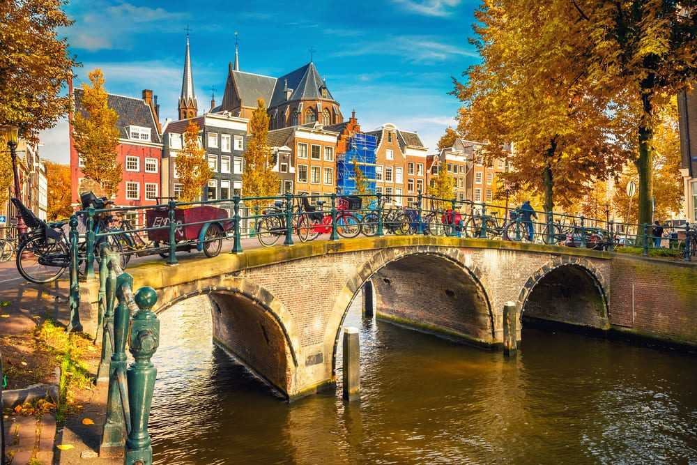 Most Relaxing Destinations: Amsterdam