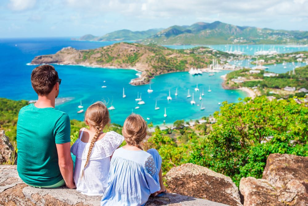 Most Relaxing Destinations: Antigua