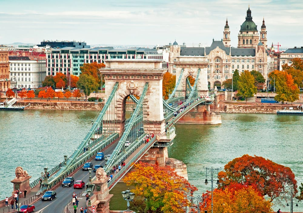 Most Relaxing Destinations: Budapest