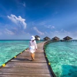 Most Relaxing Destinations: Maldives