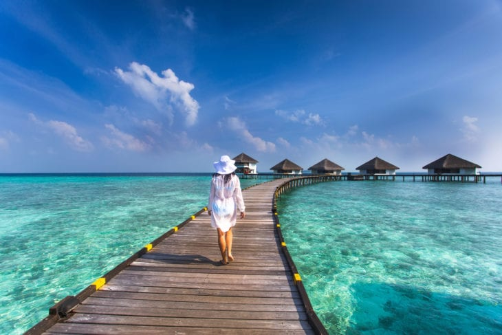 Most Relaxing Destinations: Maldives