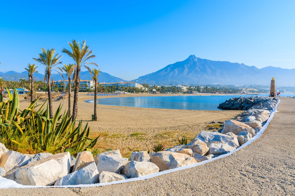 Most Relaxing Destinations: Marbella