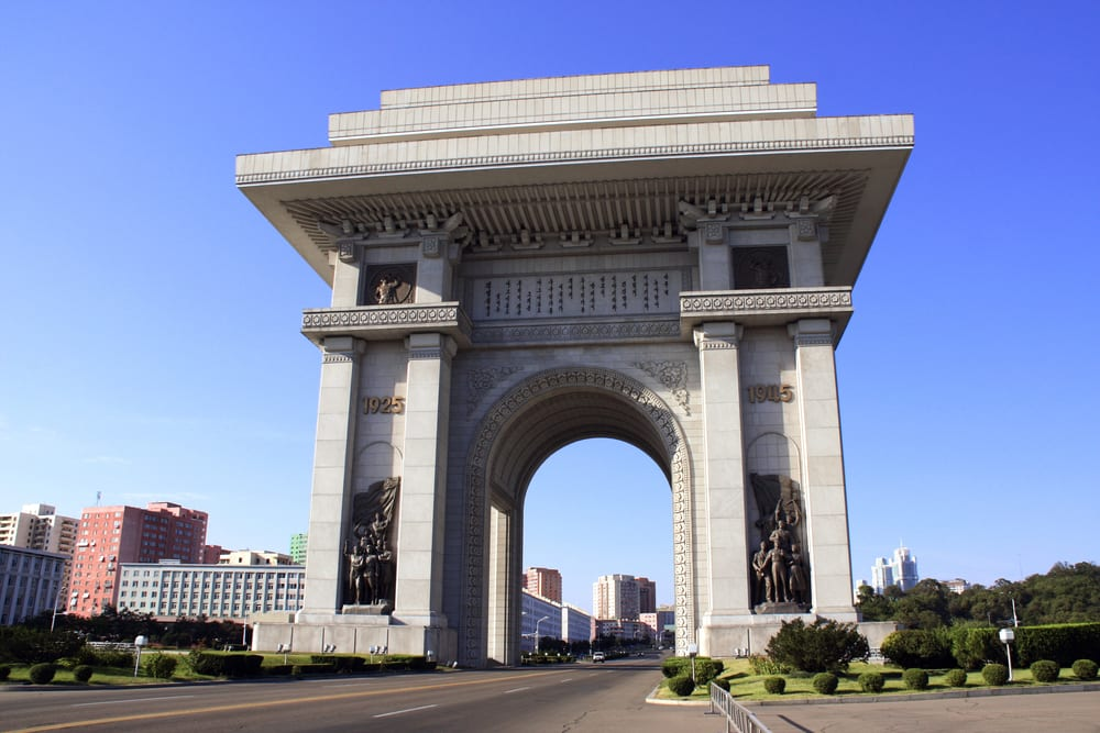 Most Famous Man-Made Arches - Arch of Triumph