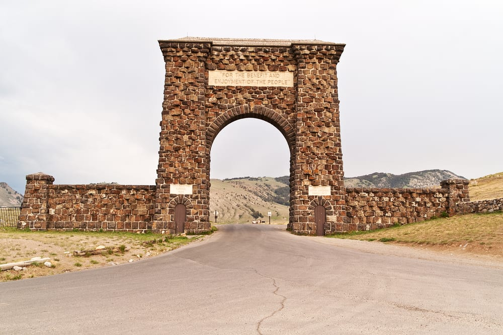 Most Famous Man-Made Arches - Roosevelt