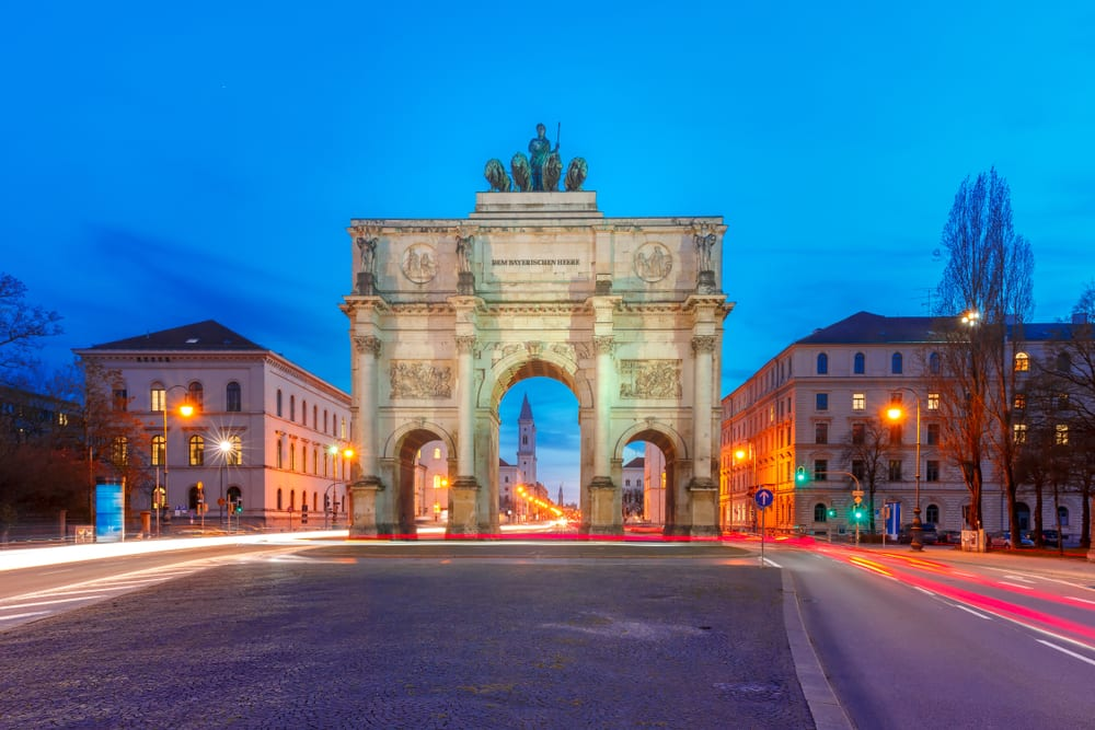 Most Famous Man-Made Arches - Victory Gate