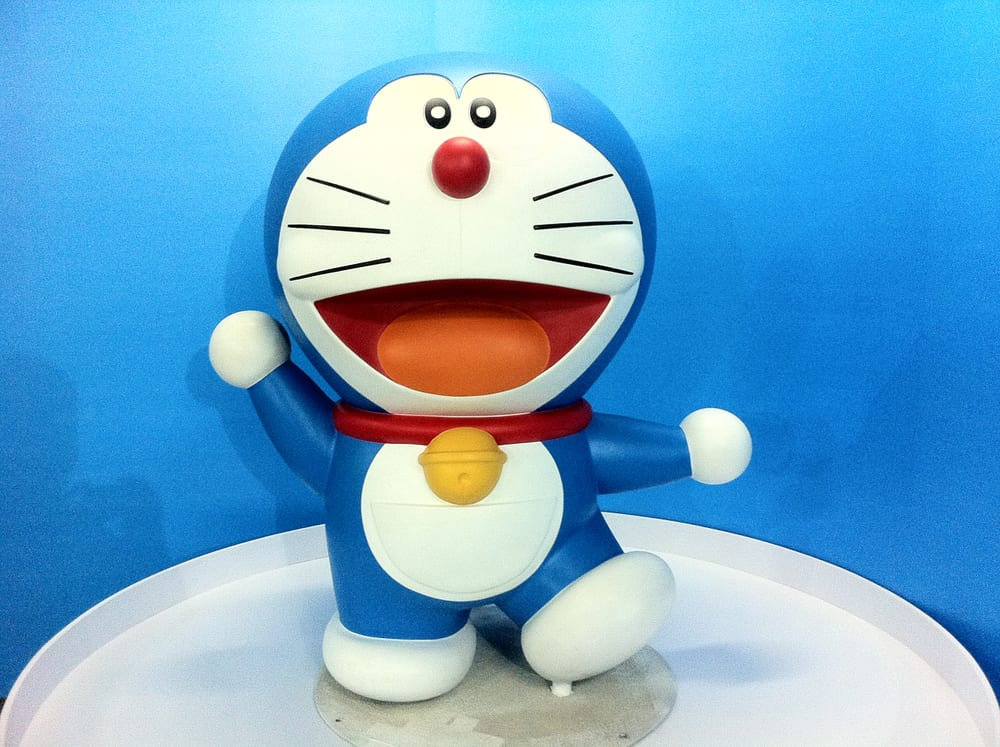 Cutest Cartoon Characters - Doraemon