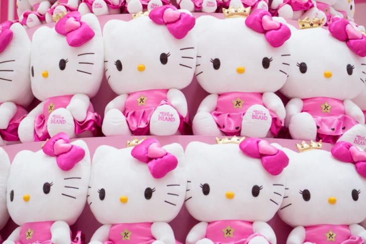 Cutest Cartoon characters - Hello Kitty