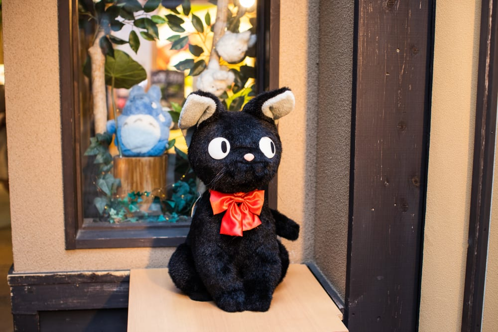 Cutest Cartoon Characters - Jiji