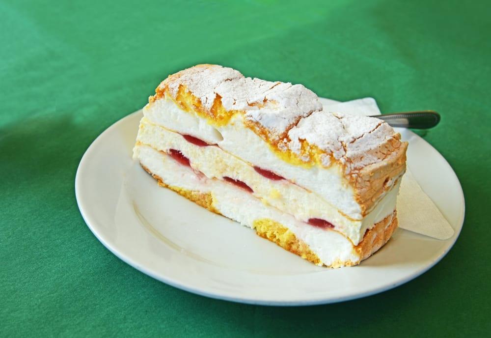 Most Popular Desserts - Kardinalschnitten