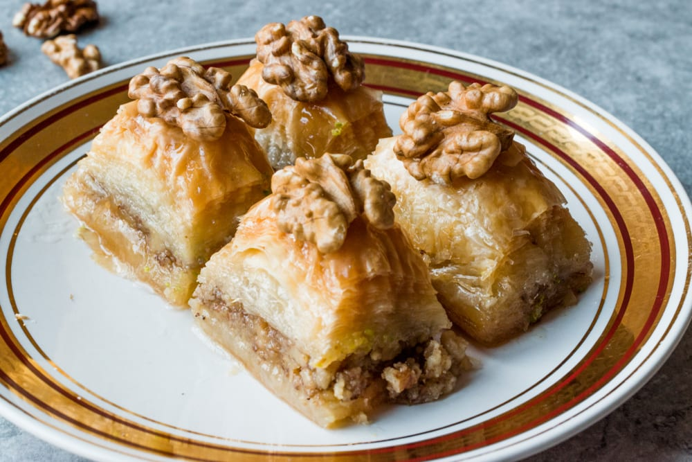 Most Popular Desserts - Pakhlava