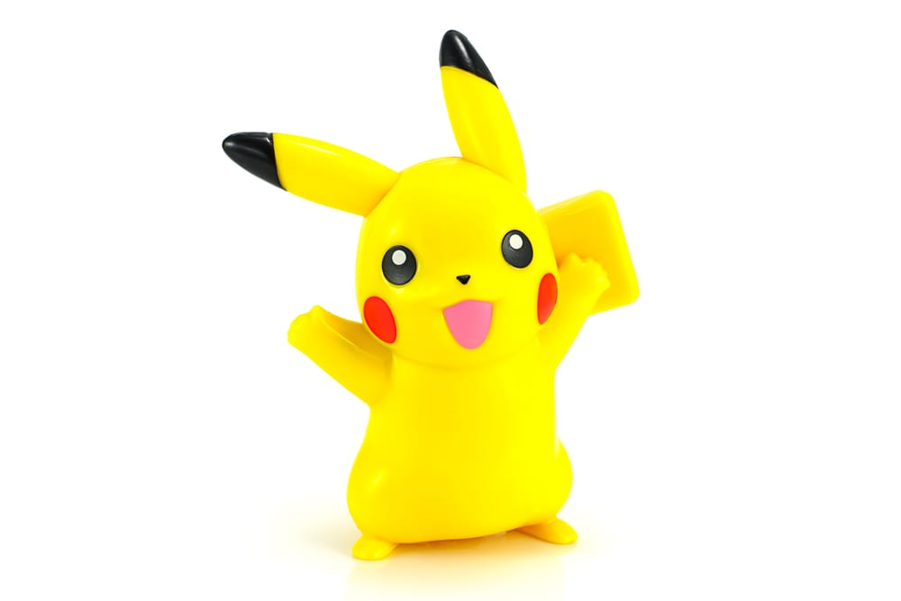 Cutest Cartoon Characters - pikachu