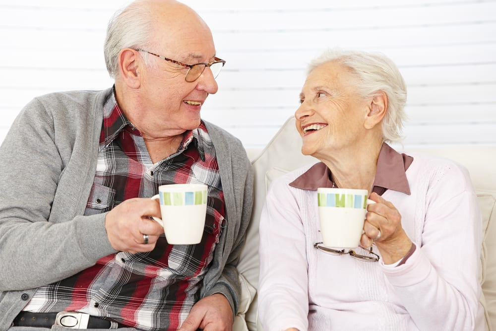 Healthy Foods for Senior Citizens - Coffee