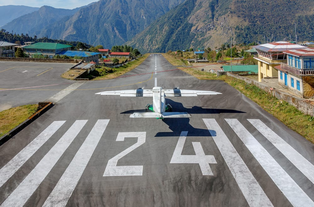 Most Dangerous Airports - Lukla Airport
