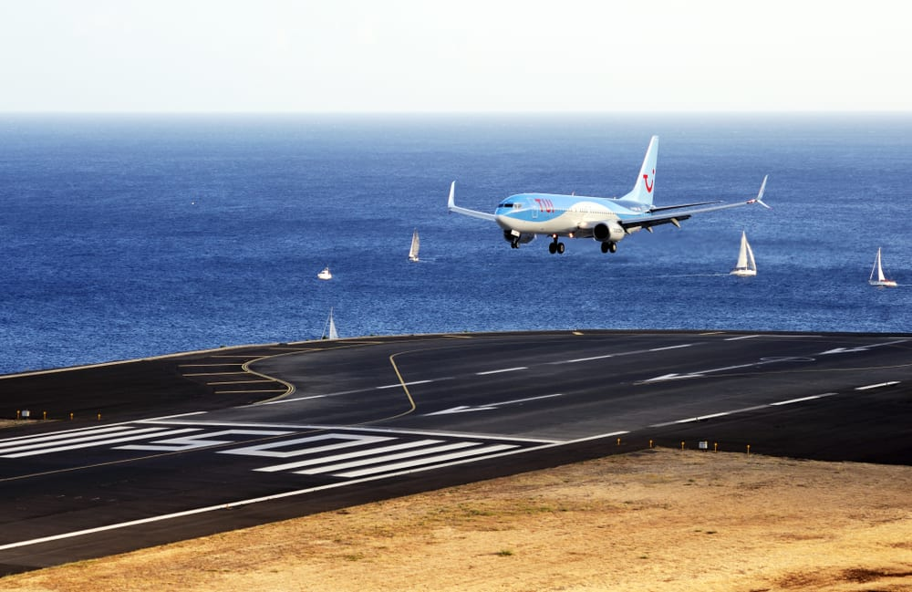 Most Dangerous Airports - Madeira airport