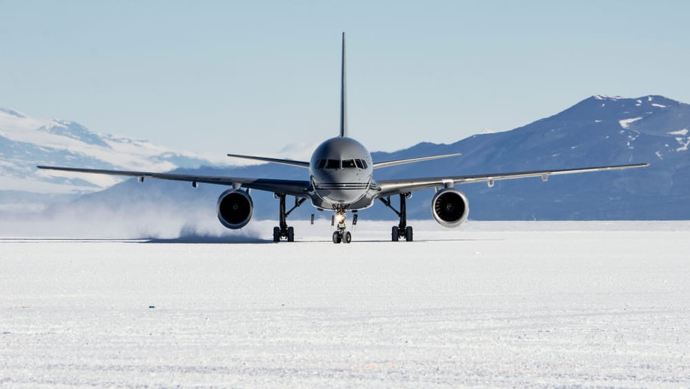 Most Dangerous Airports - McMurdo Air Station