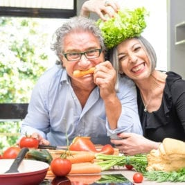 Healthy Foods for Senior Citizens