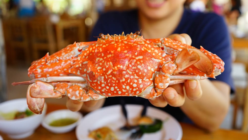 Healthy Foods for Senior Citizens - shellfish