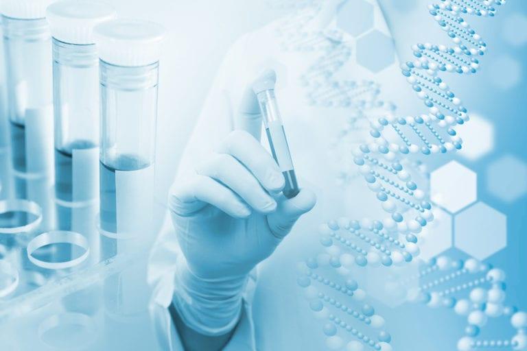 taking DNA Test