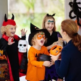Most Popular Candies For Trick-or-Treating