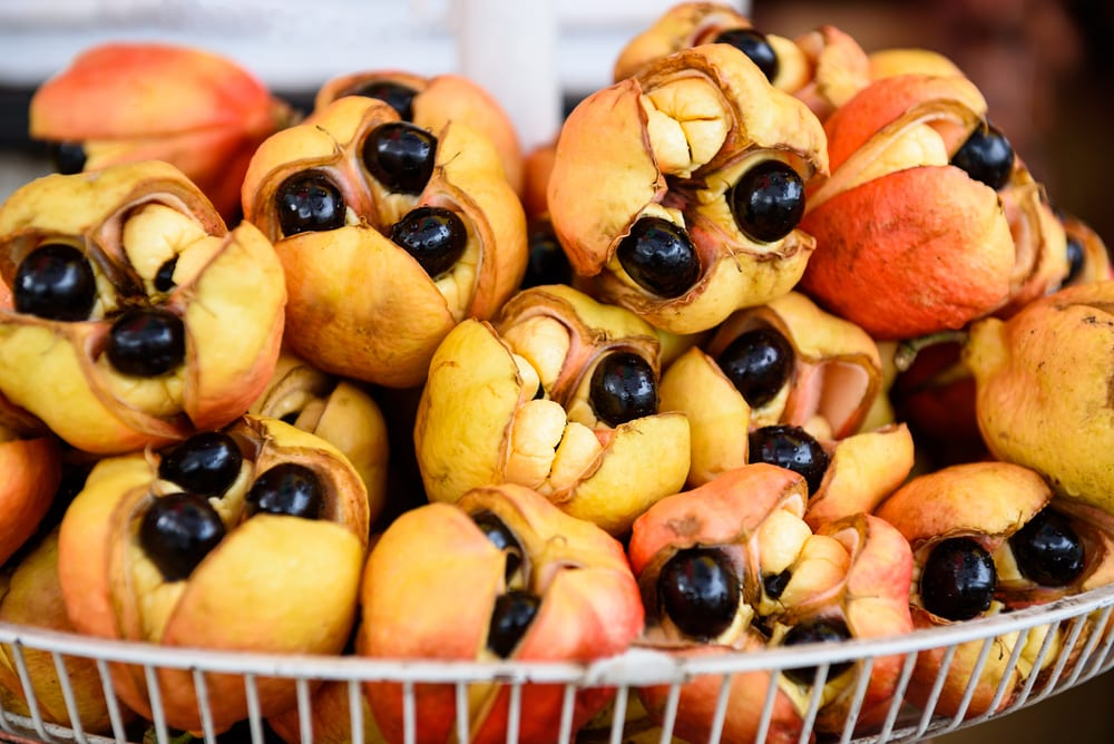 Most Deadly Fruits - Ackee