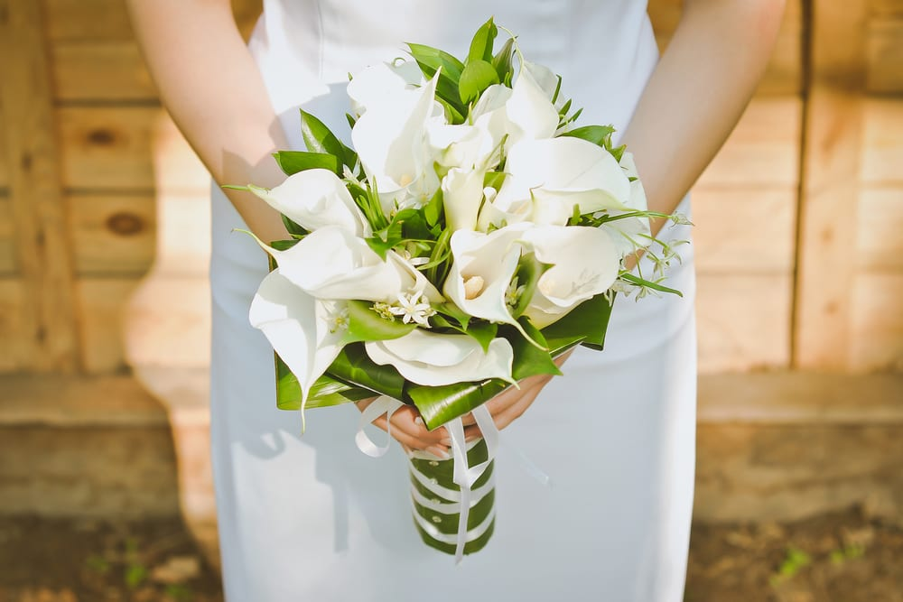 Most Popular Wedding Flowers - Calla Lily