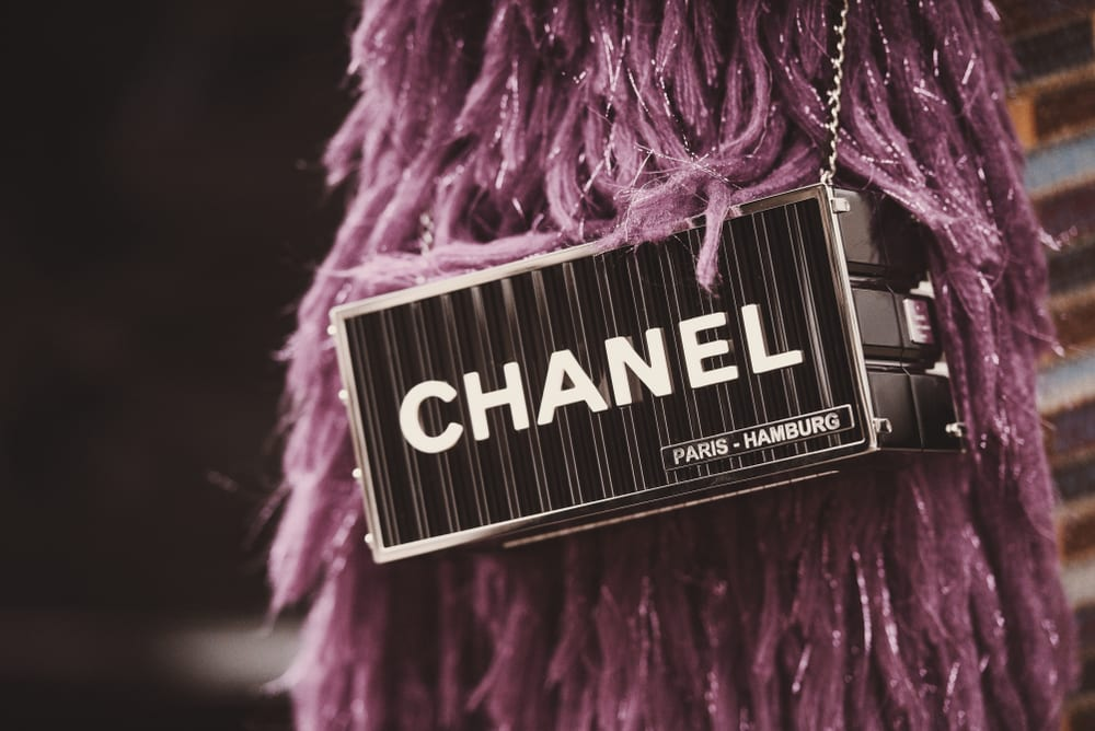 Most expensive handbag brands - Chanel